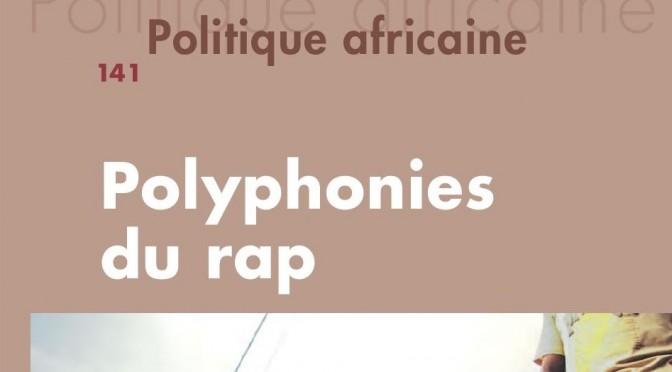 N° 141- 2016/01 – Polyphonies du rap